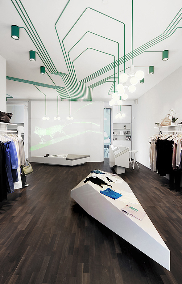 Boutique Maygreen / Kinzo