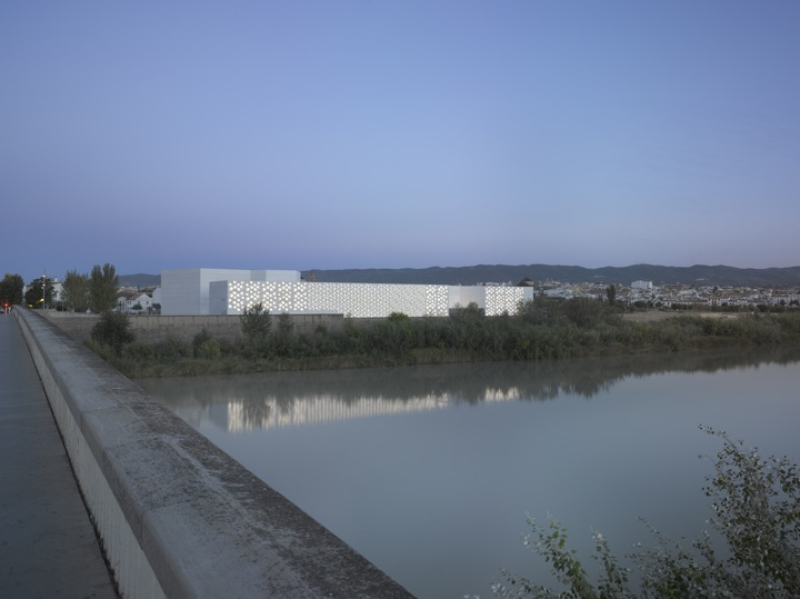 Contemporary Art Center Cordoba / Nieta Sobejano Arquitectos