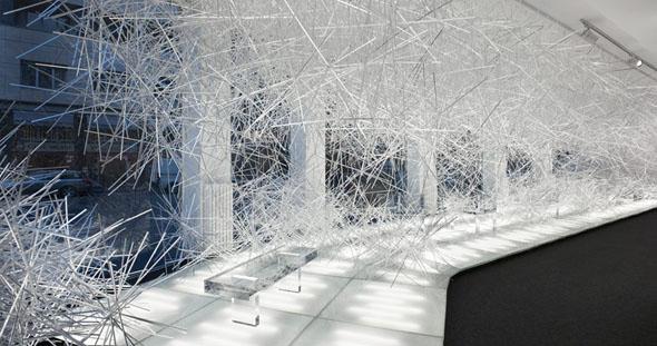 Showroom Kartell / Tokujin Yoshioka