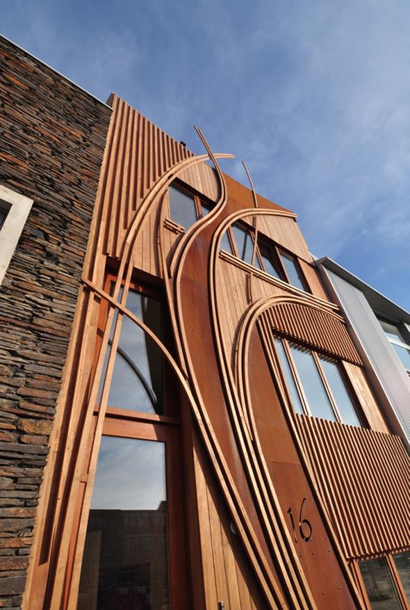 Maisons de ville / 24H Architecture