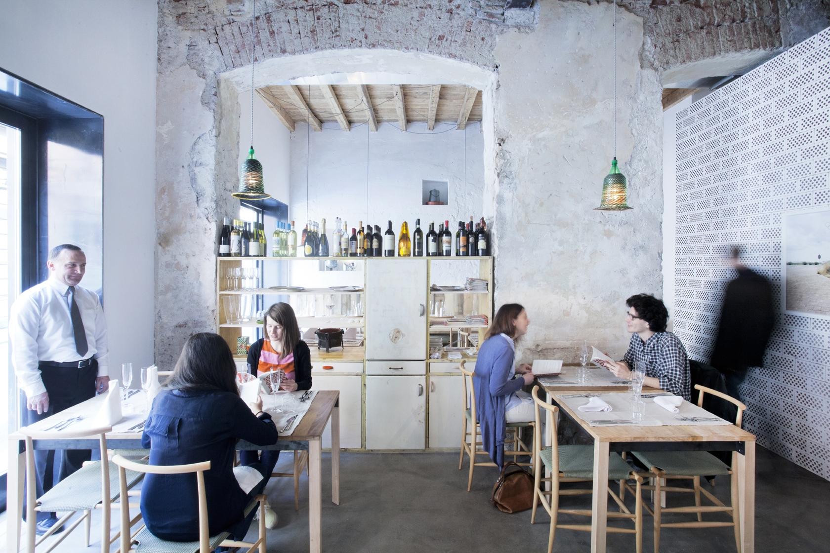 28 Posti Restaurant - Francesco Faccin 04