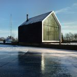 Loosdrecht Island House / 2by4 Architects