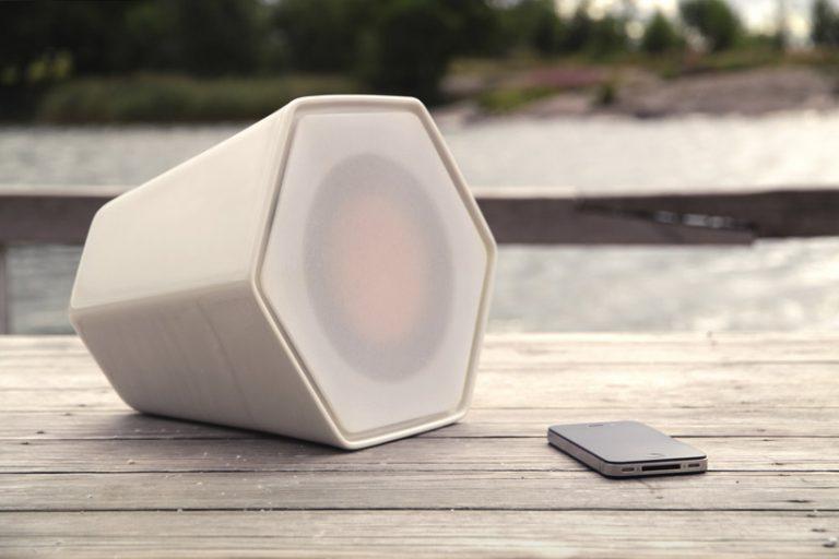 4.3L Ceramic Airplay Speaker System / Unmonday