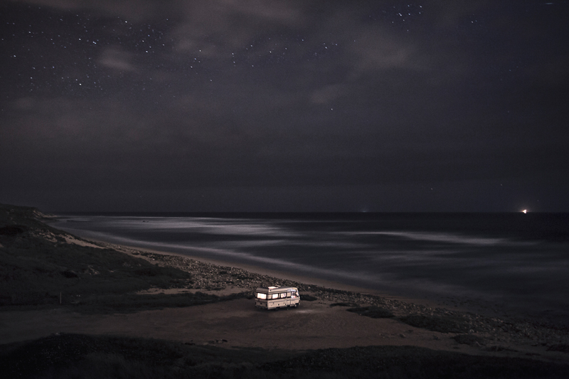 A Van in the Sea / Alessandro Puccinelli (10)
