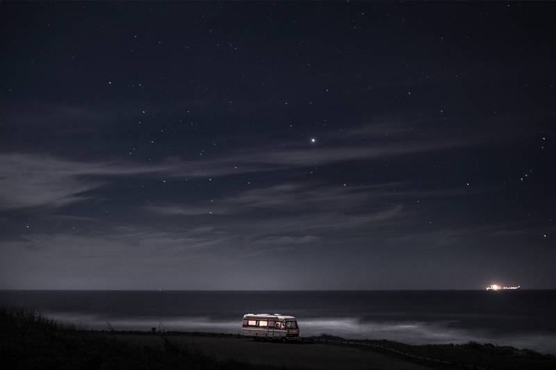 A Van in the Sea / Alessandro Puccinelli (2)