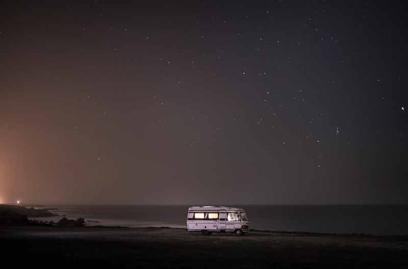 A Van in the Sea / Alessandro Puccinelli (1)