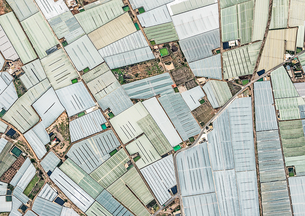 Aerial View Mar Del Plastico / Bernhard Lang (5)