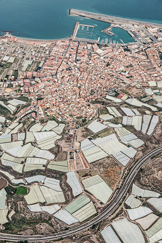 Aerial View Mar Del Plastico / Bernhard Lang (1)