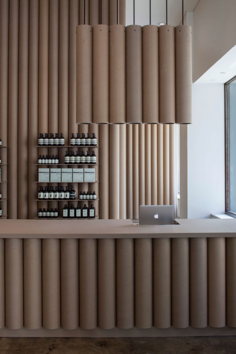Aesop DTLA / Brooks + Scarpa Architects