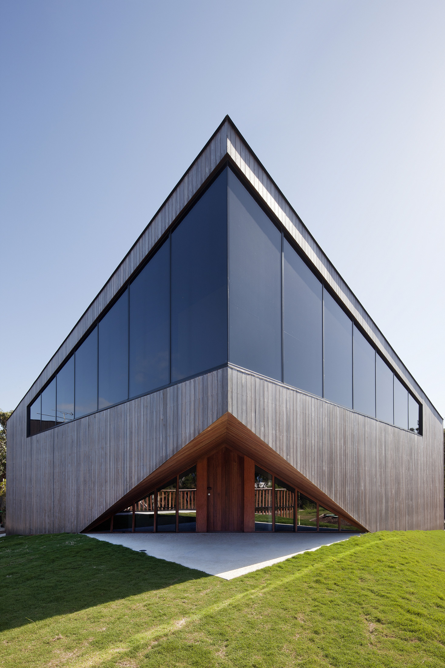Aireys House / Byrne Architects (15)