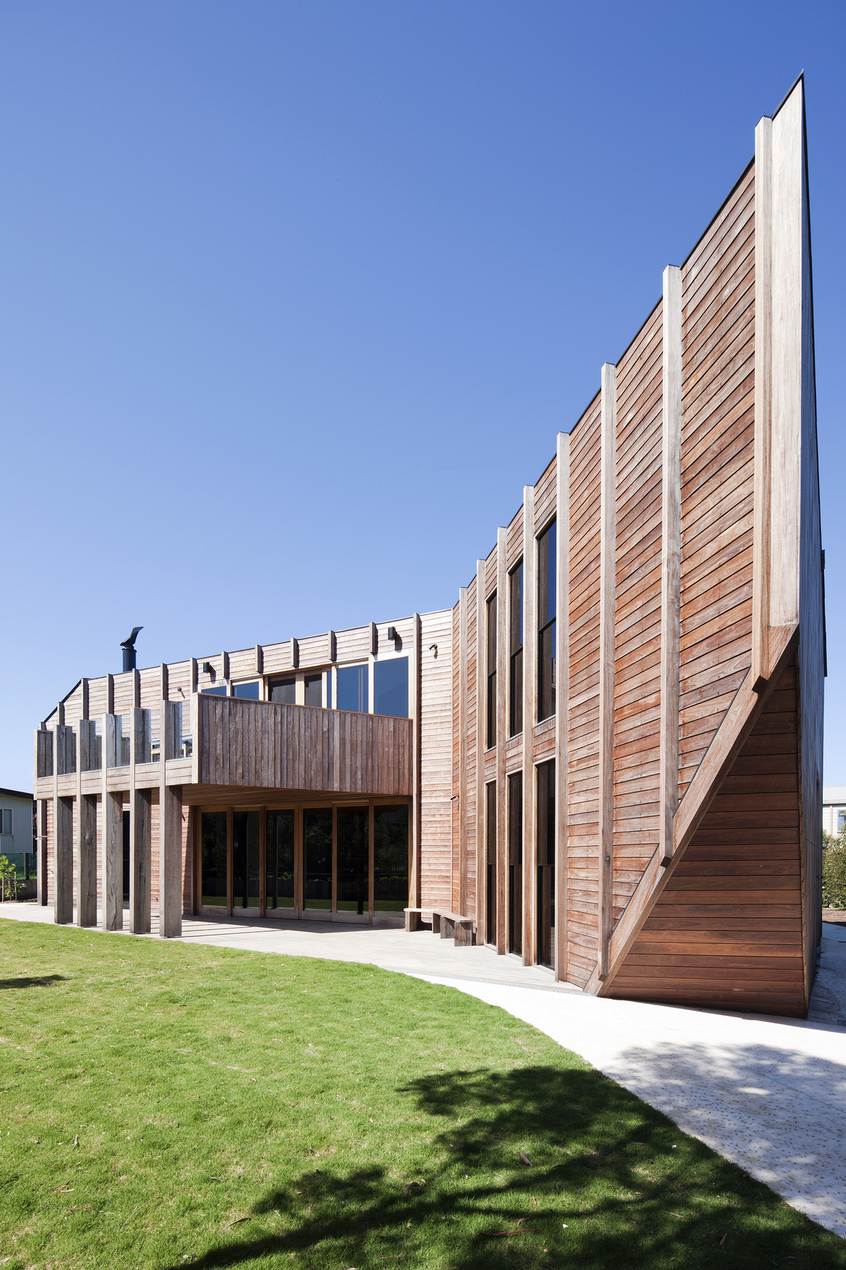 Aireys House / Byrne Architects (5)