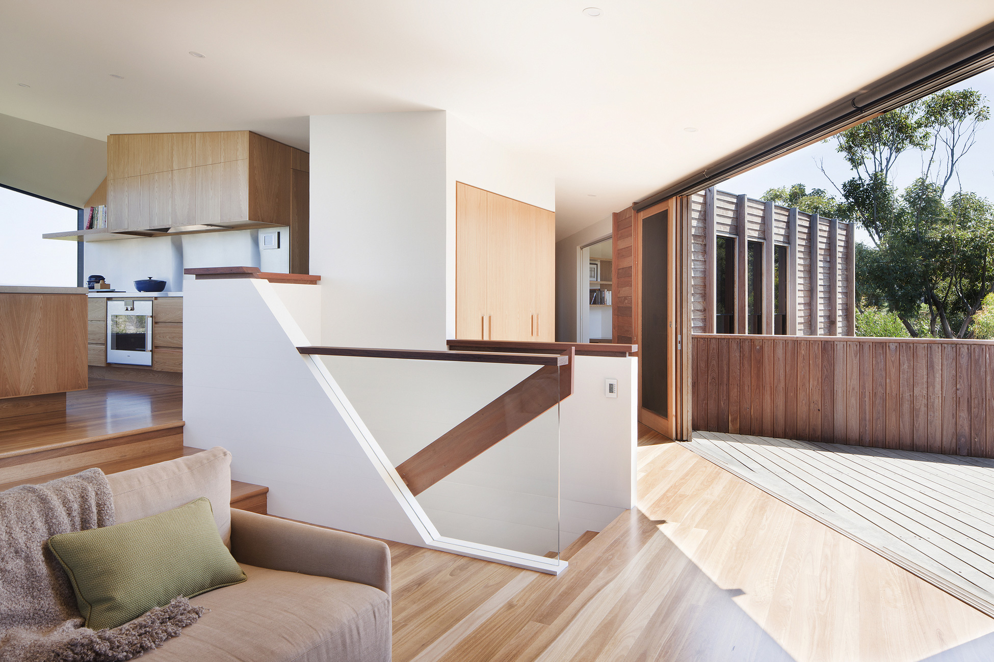 Aireys House / Byrne Architects (11)
