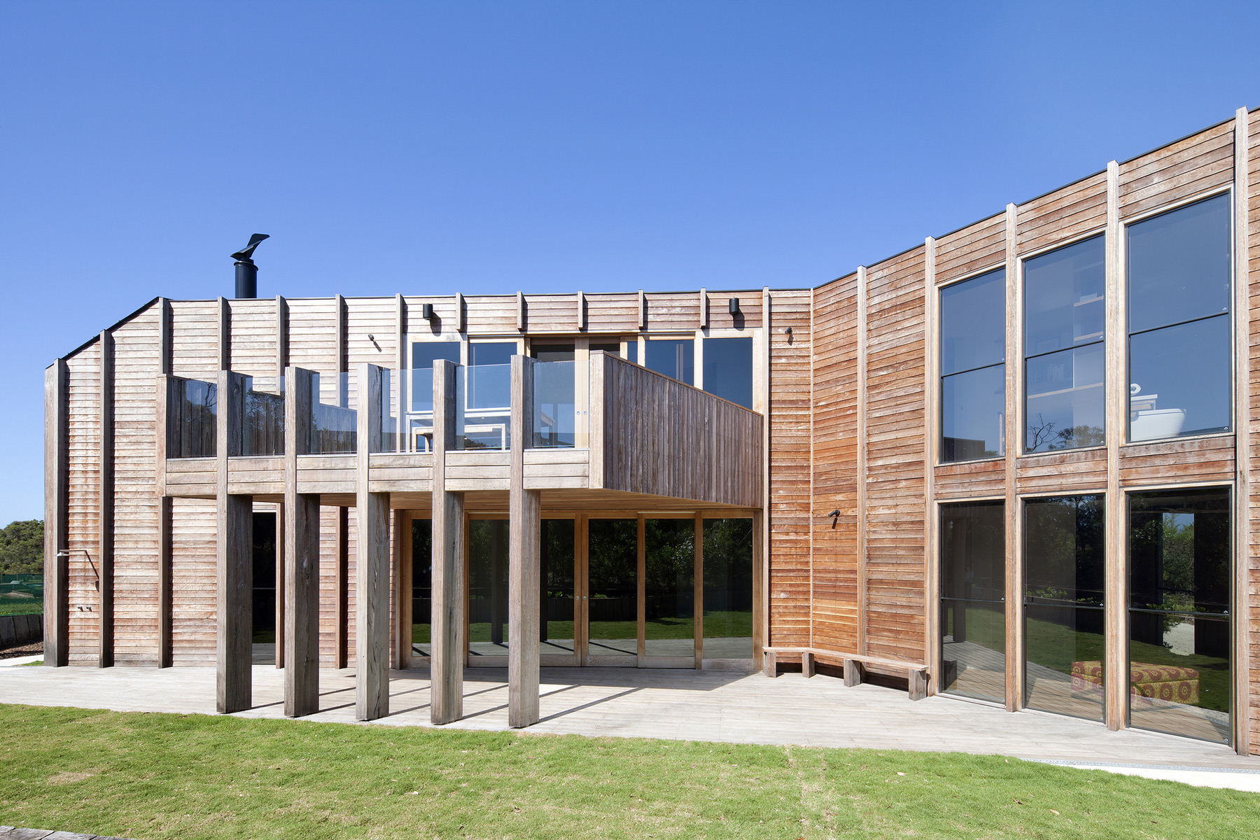 Aireys House / Byrne Architects (9)