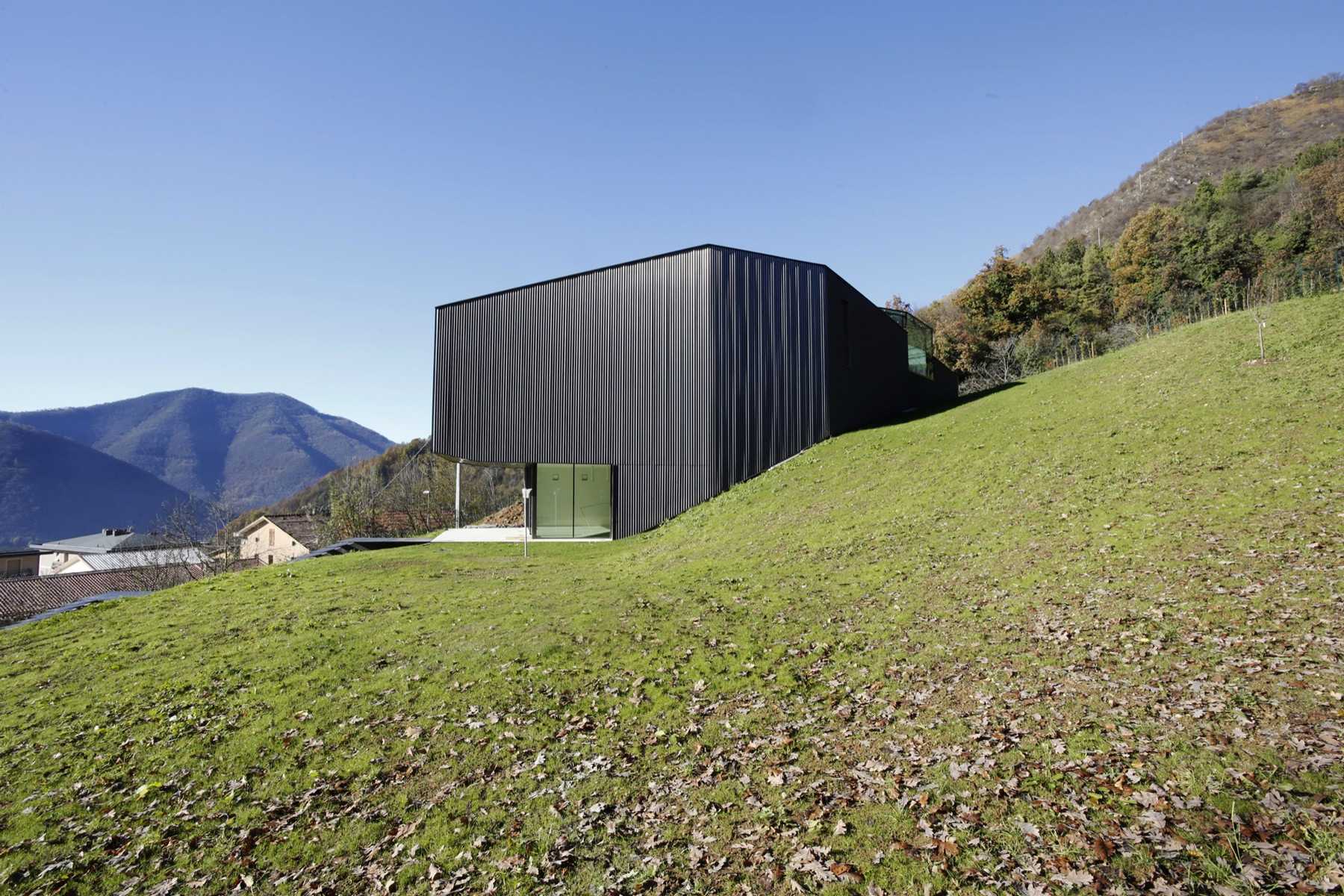 Alps Villa / Camillo Botticini (13)