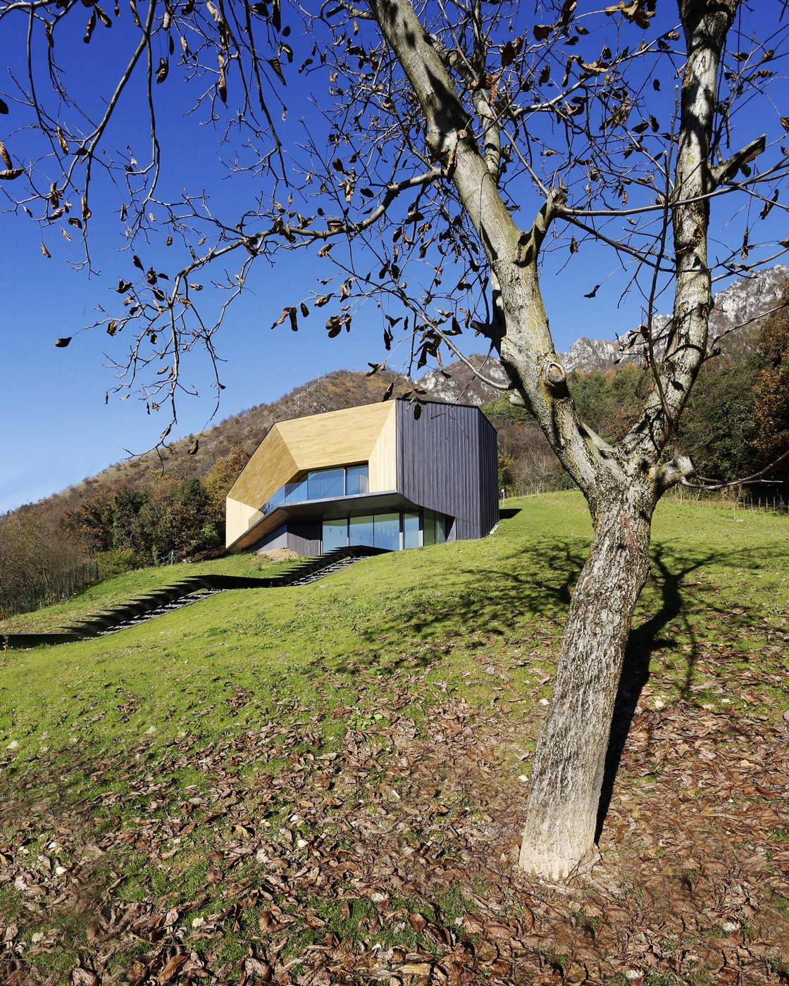 Alps Villa / Camillo Botticini (12)