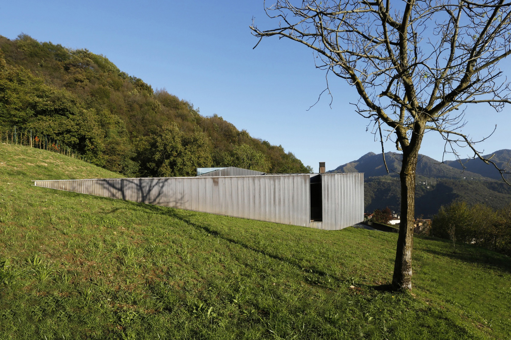 Alps Villa / Camillo Botticini (27)