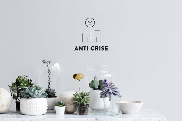 Anticrise – Jardin intérieur / Julie Ferrieux
