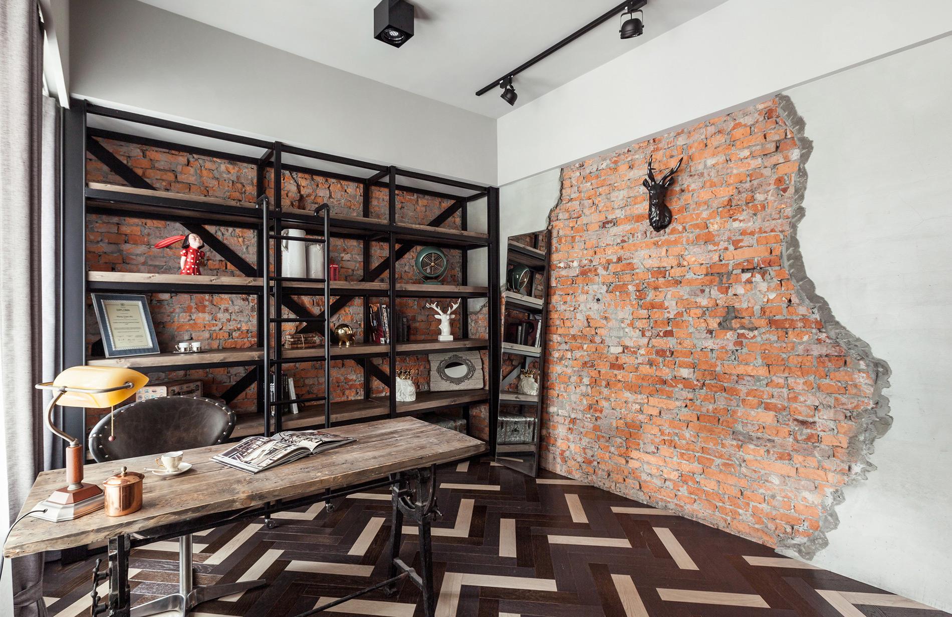 Apartment Refurbishment / CHI-TORCH Interior Design (14)