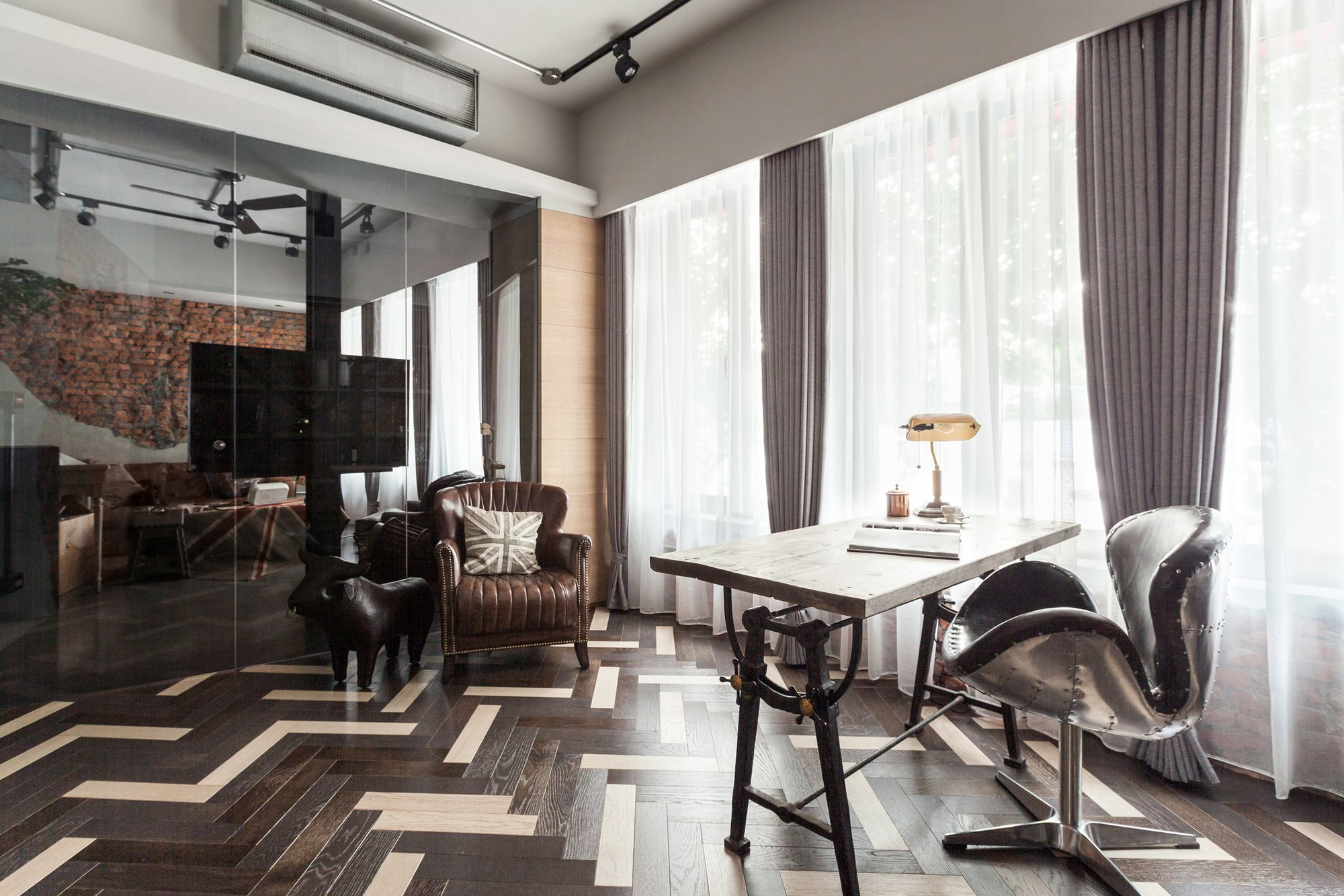 Apartment Refurbishment / CHI-TORCH Interior Design (13)
