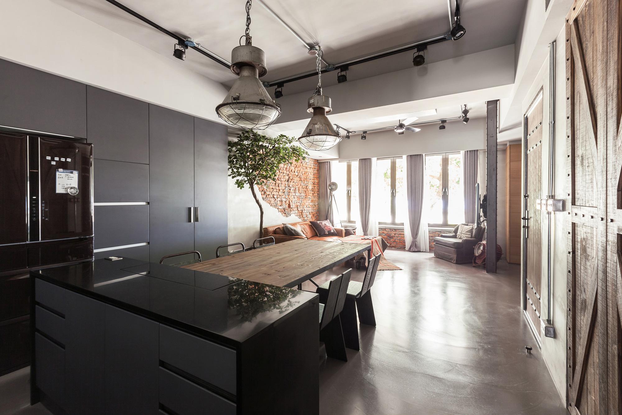 Apartment Refurbishment / CHI-TORCH Interior Design (12)