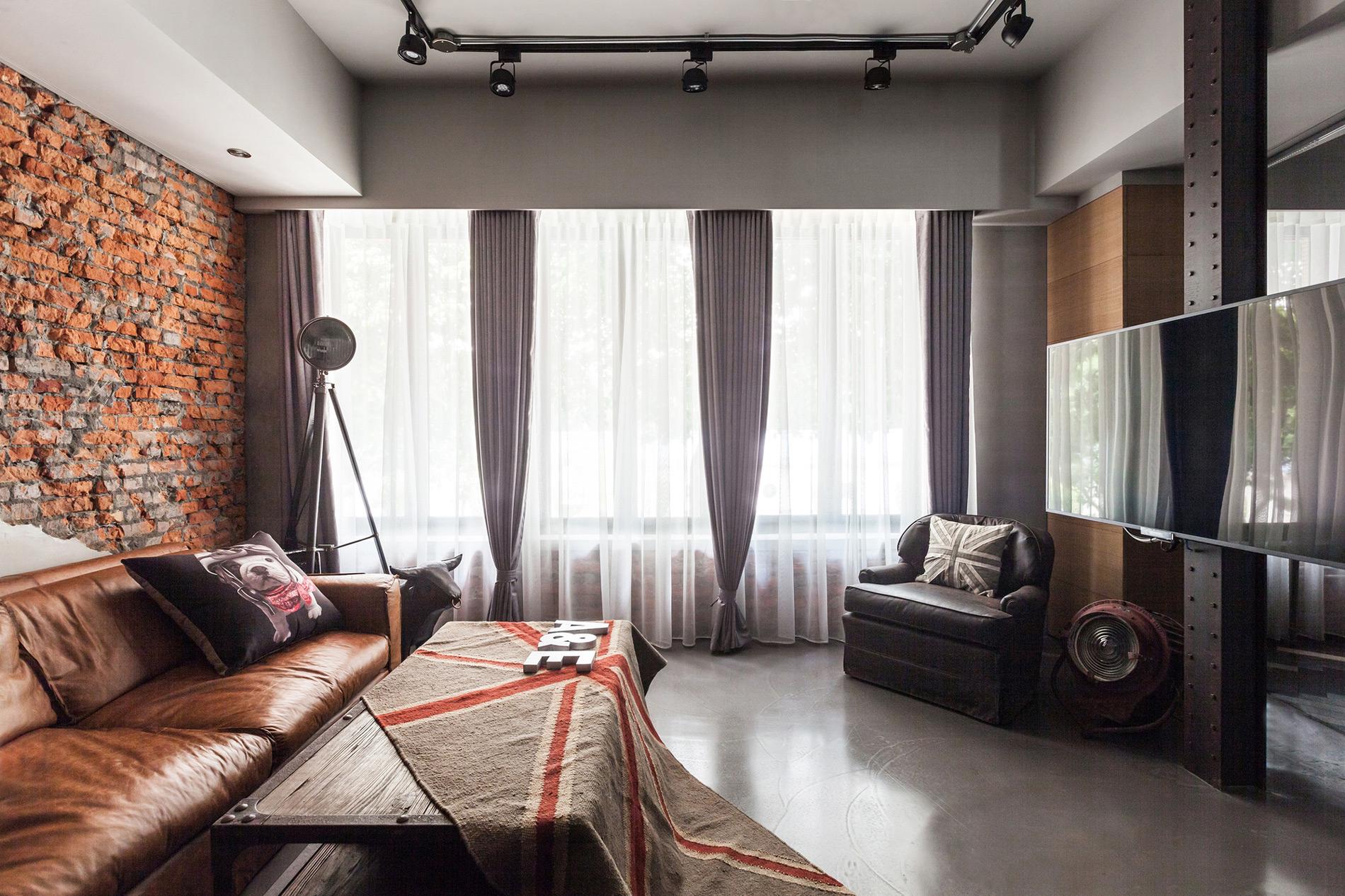 Apartment Refurbishment / CHI-TORCH Interior Design (11)