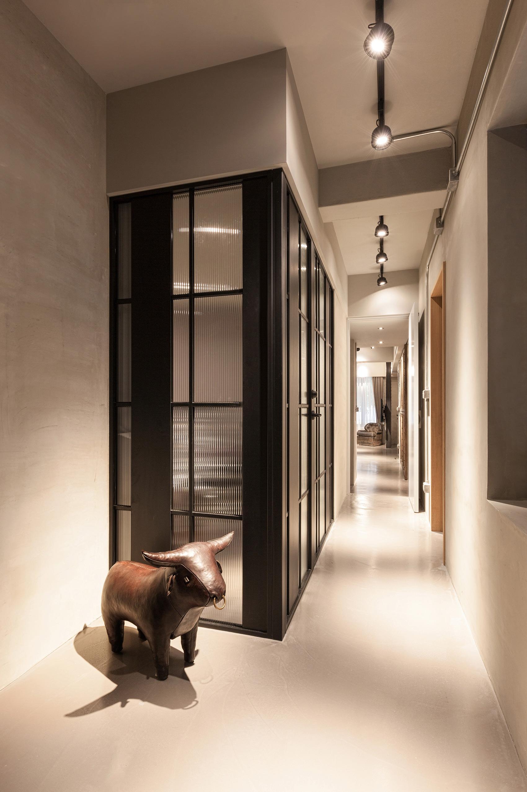 Apartment Refurbishment / CHI-TORCH Interior Design (7)