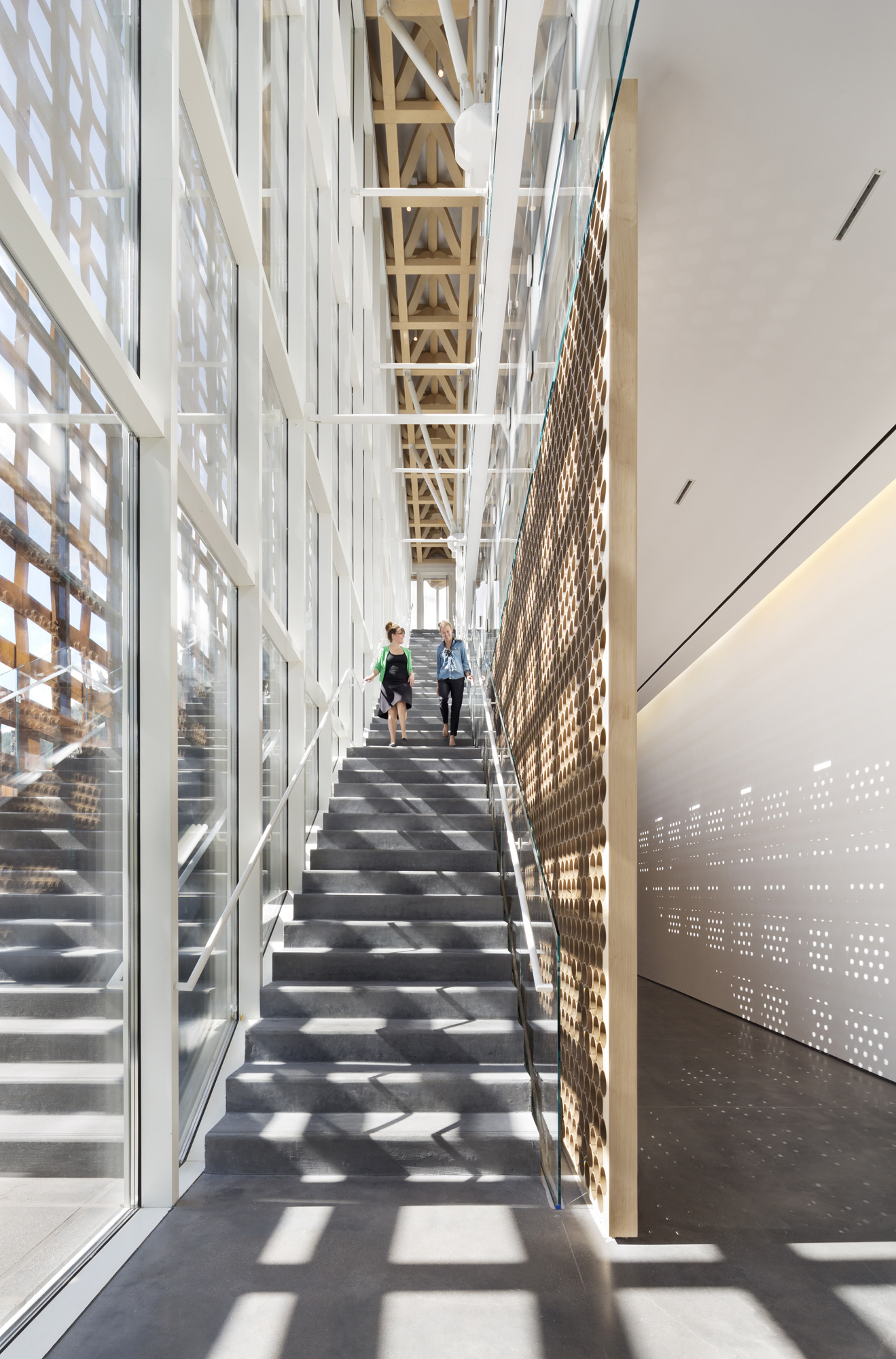 Aspen Art Museum / Shigeru Ban Architects (22)