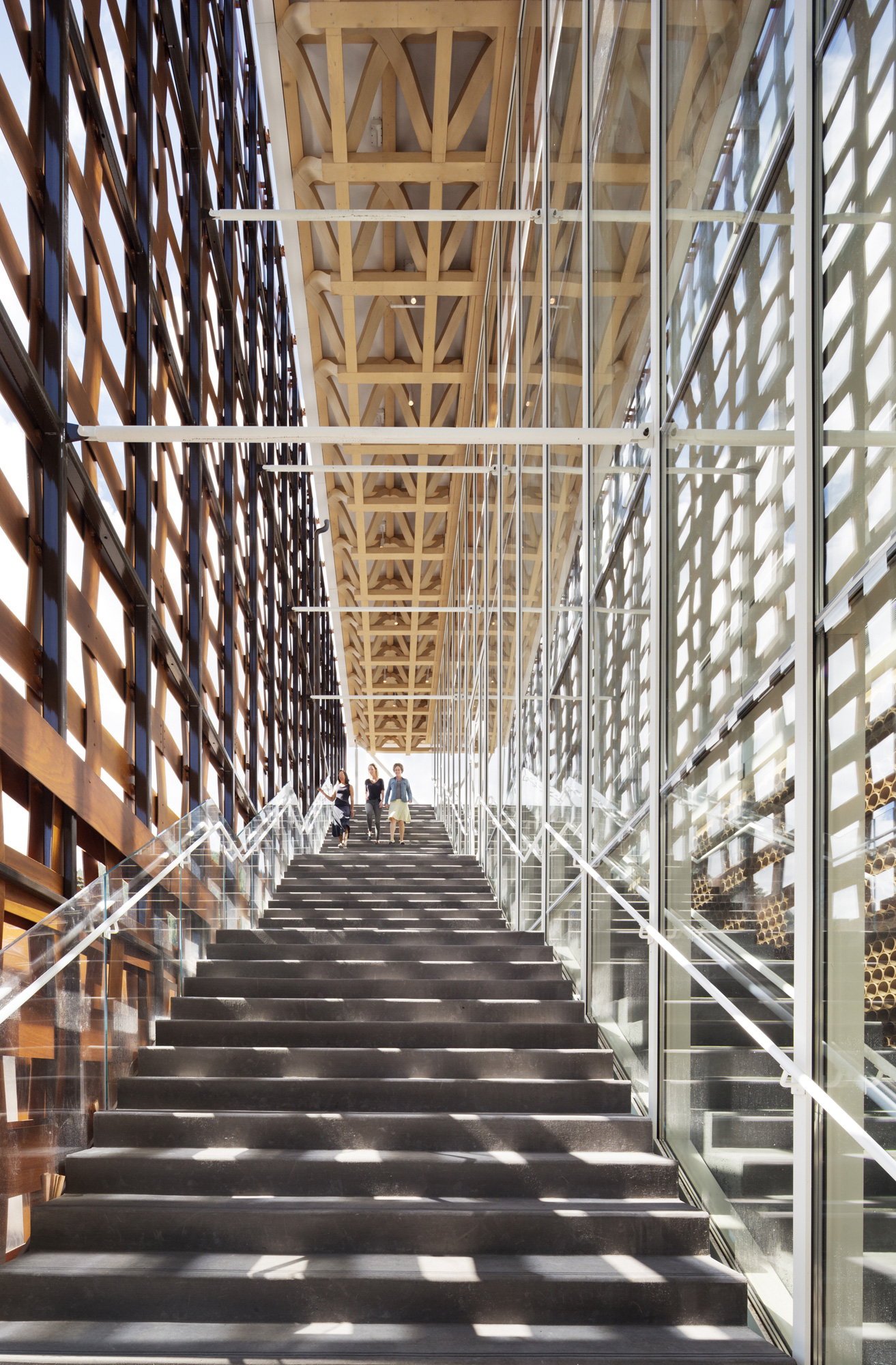 Aspen Art Museum / Shigeru Ban Architects (20)
