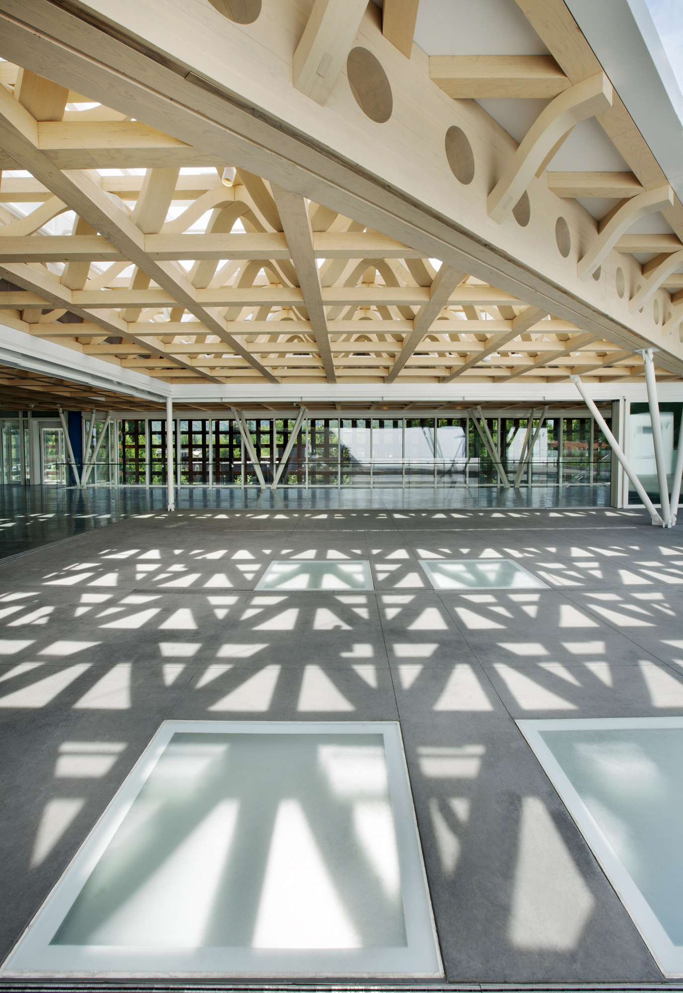 Aspen Art Museum / Shigeru Ban Architects (17)