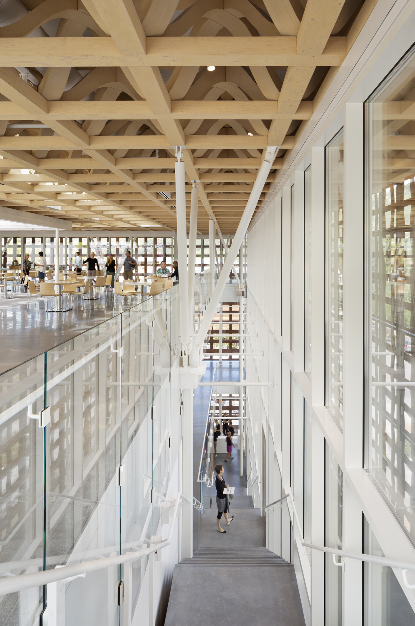 Aspen Art Museum / Shigeru Ban Architects (15)