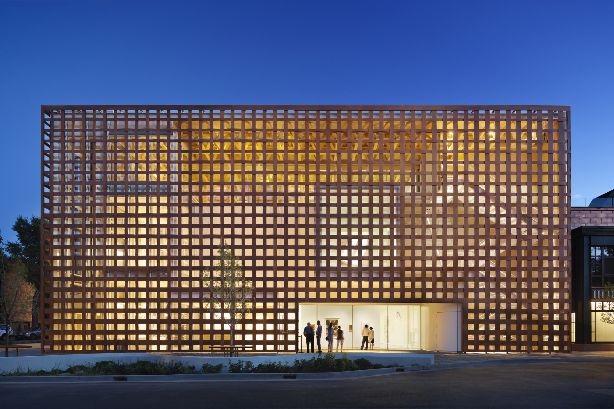 Aspen Art Museum / Shigeru Ban Architects (8)