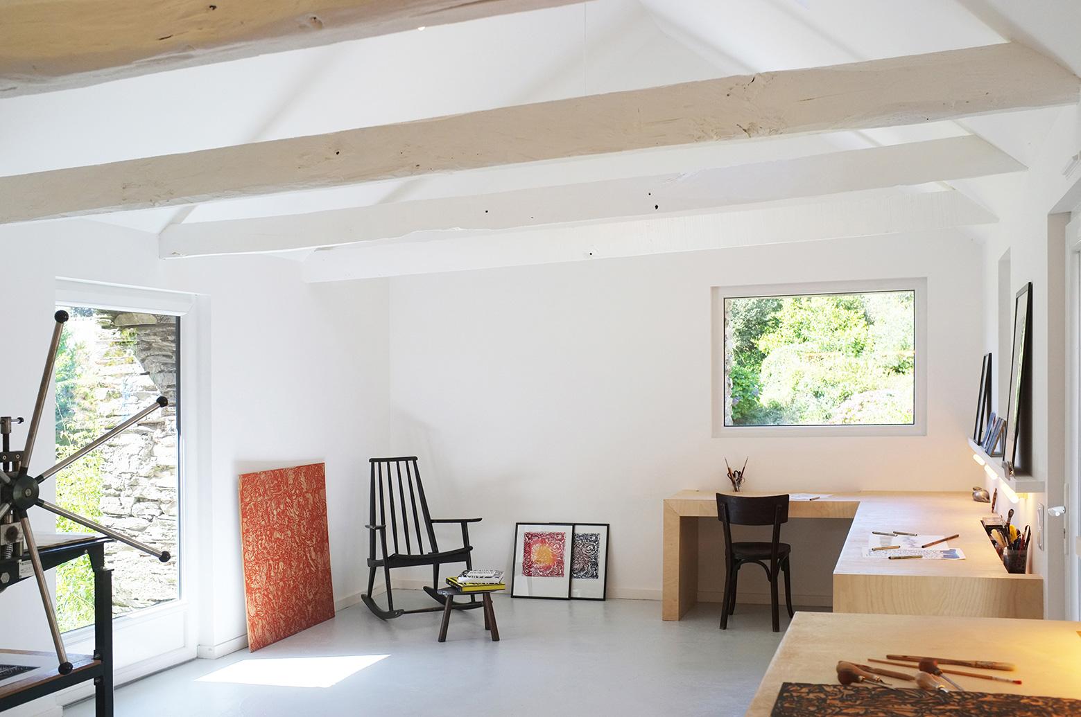 Atelier d'Artiste / Modal Architecture (15)