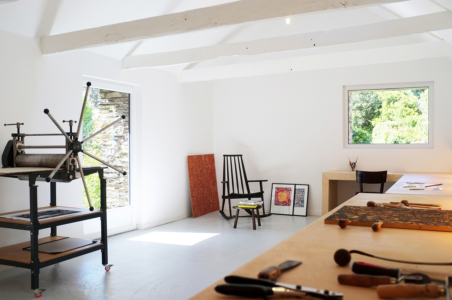Atelier d'Artiste / Modal Architecture (14)