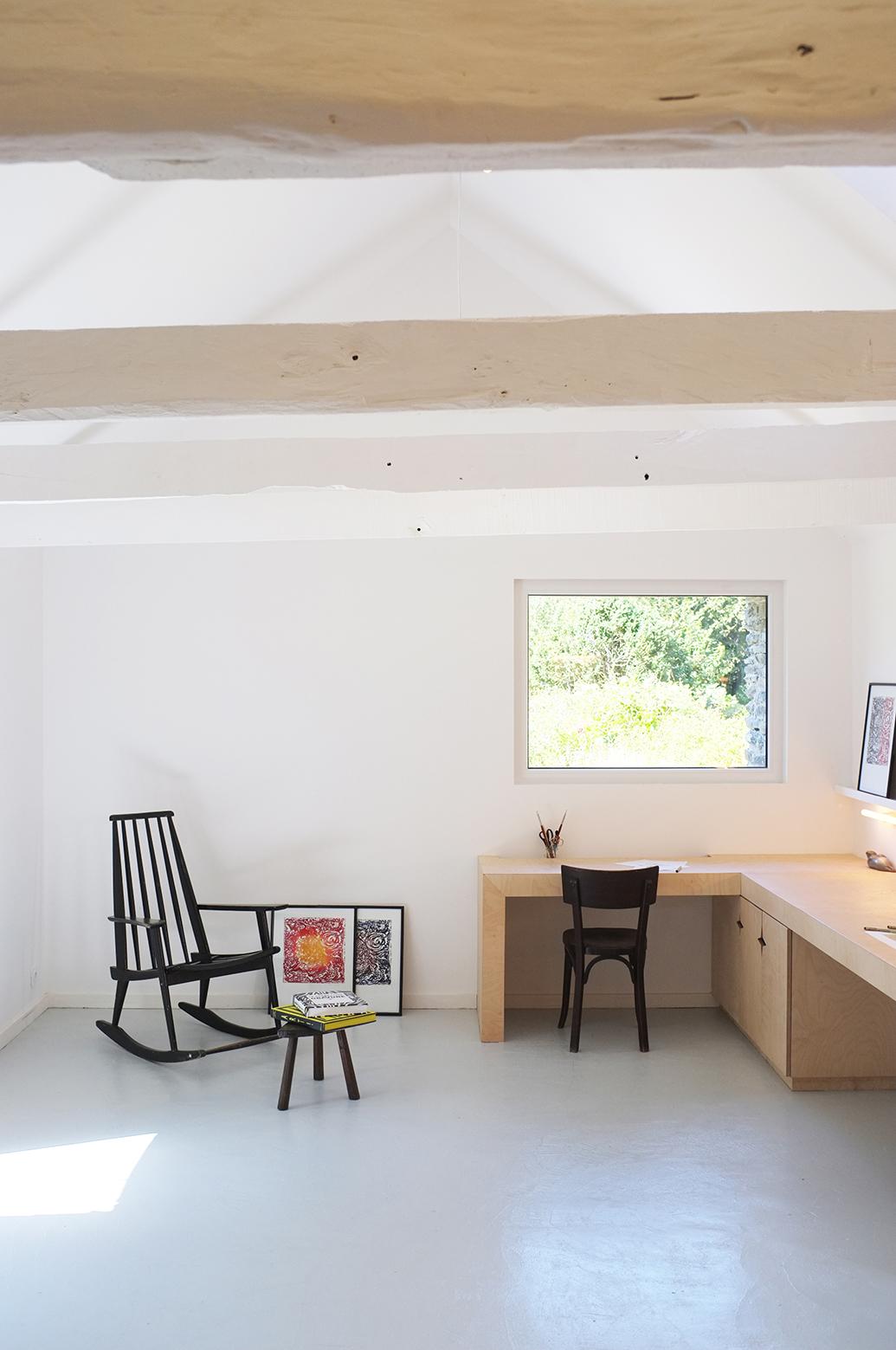 Atelier d'Artiste / Modal Architecture (12)