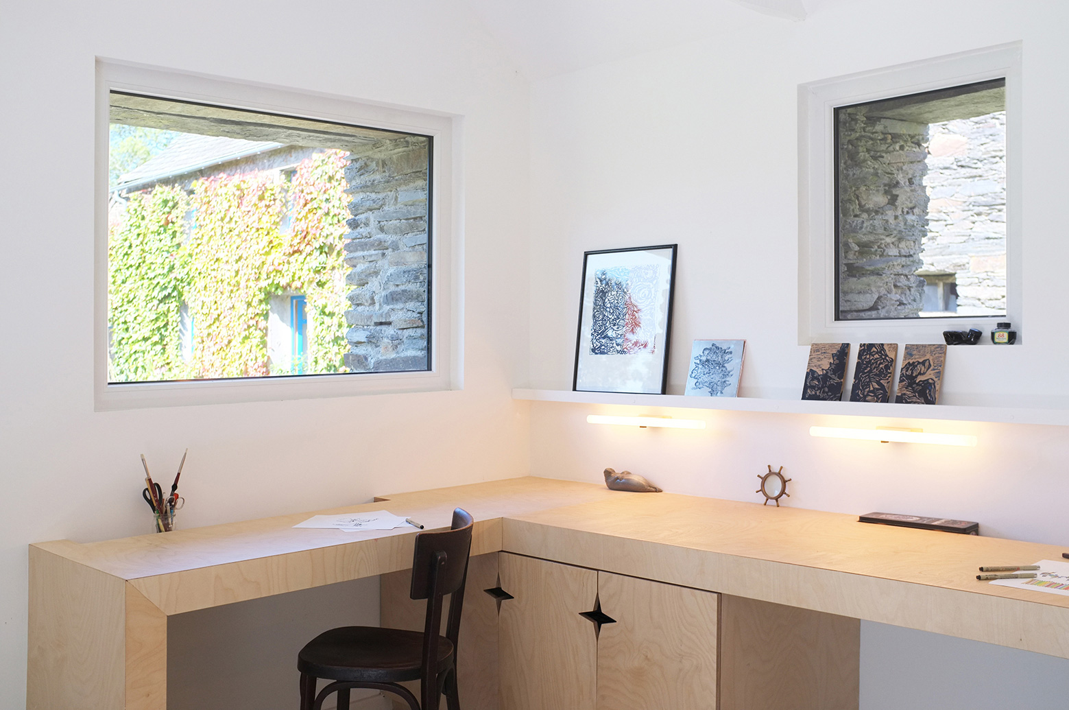 Atelier d'Artiste / Modal Architecture (11)