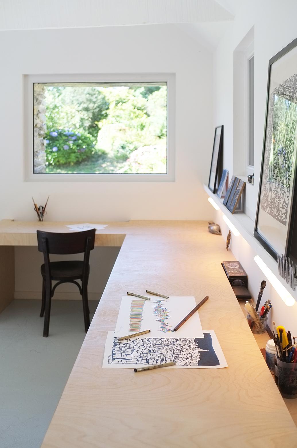 Atelier d'Artiste / Modal Architecture (10)