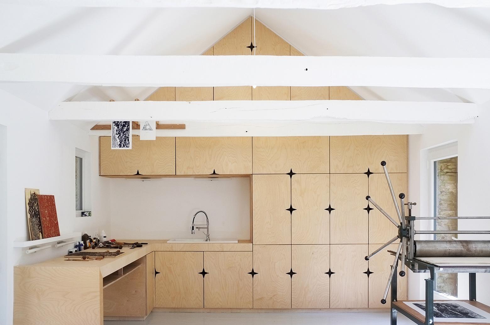 Atelier d'Artiste / Modal Architecture (23)