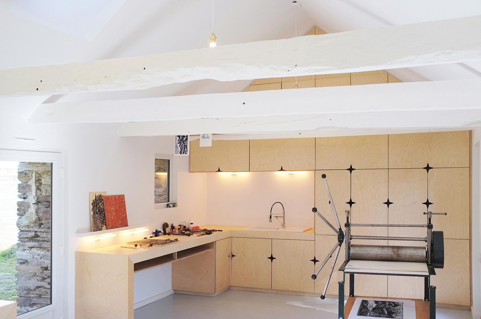 Atelier d'Artiste / Modal Architecture (19)