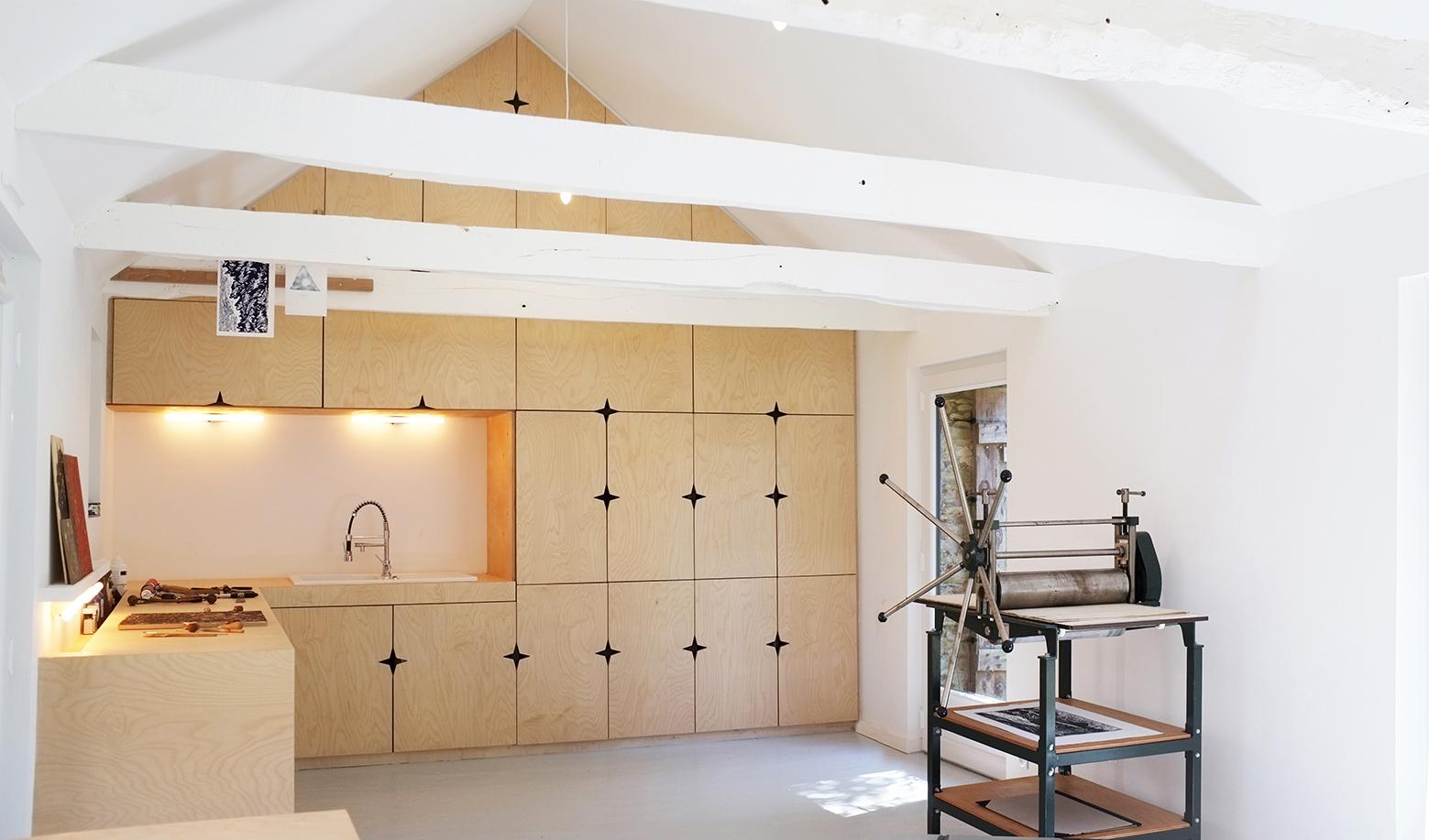 Atelier d'Artiste / Modal Architecture (18)