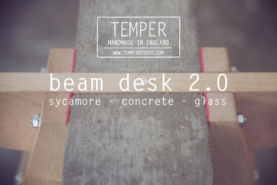 Beam Desk 2.0 / George Winks (14)
