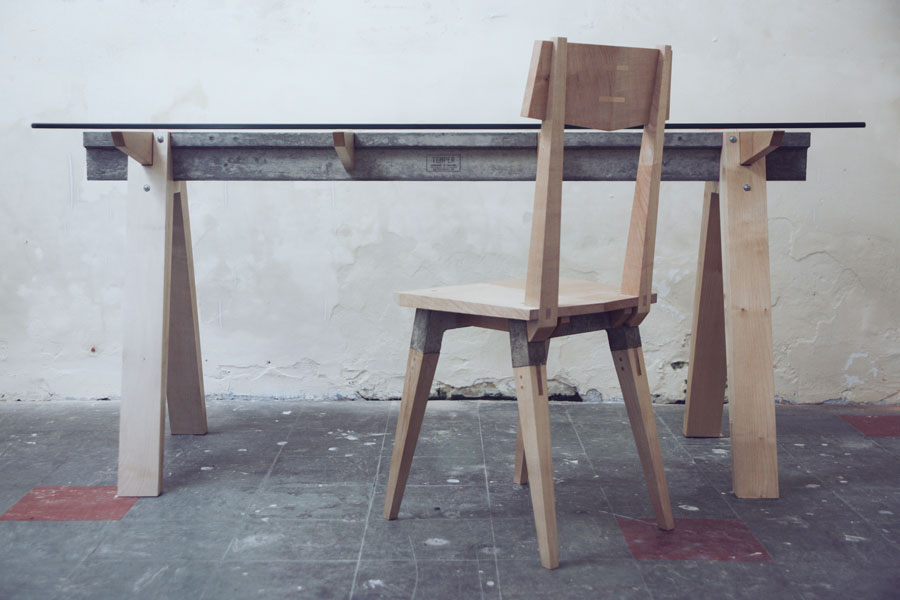 Beam Desk 2.0 / George Winks (5)