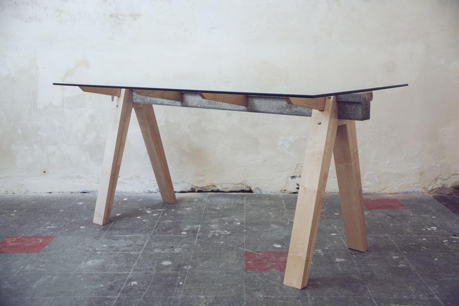 Beam Desk 2.0 / George Winks (4)