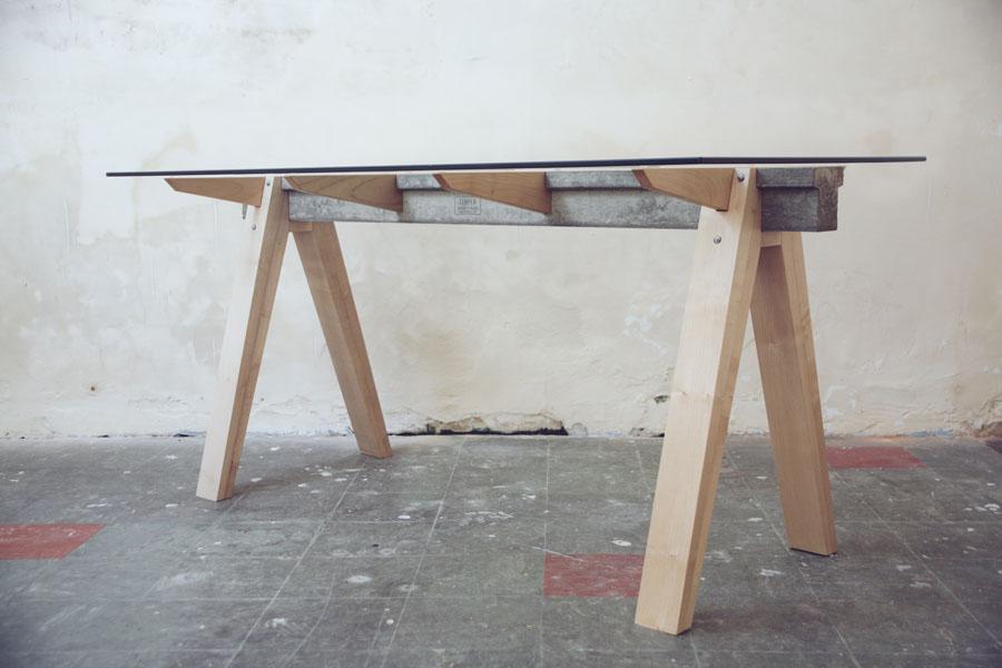 Beam Desk 2.0 / George Winks (3)