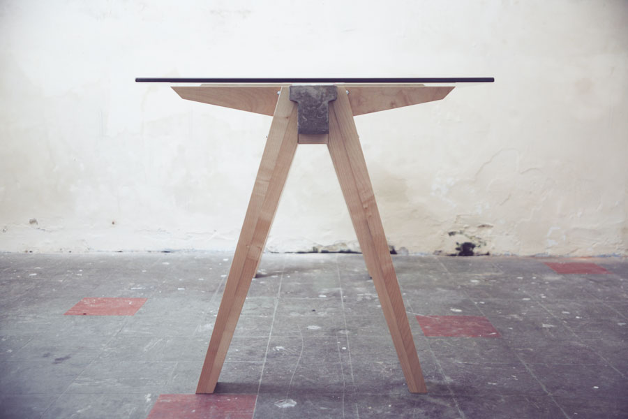 Beam Desk 2.0 / George Winks (12)