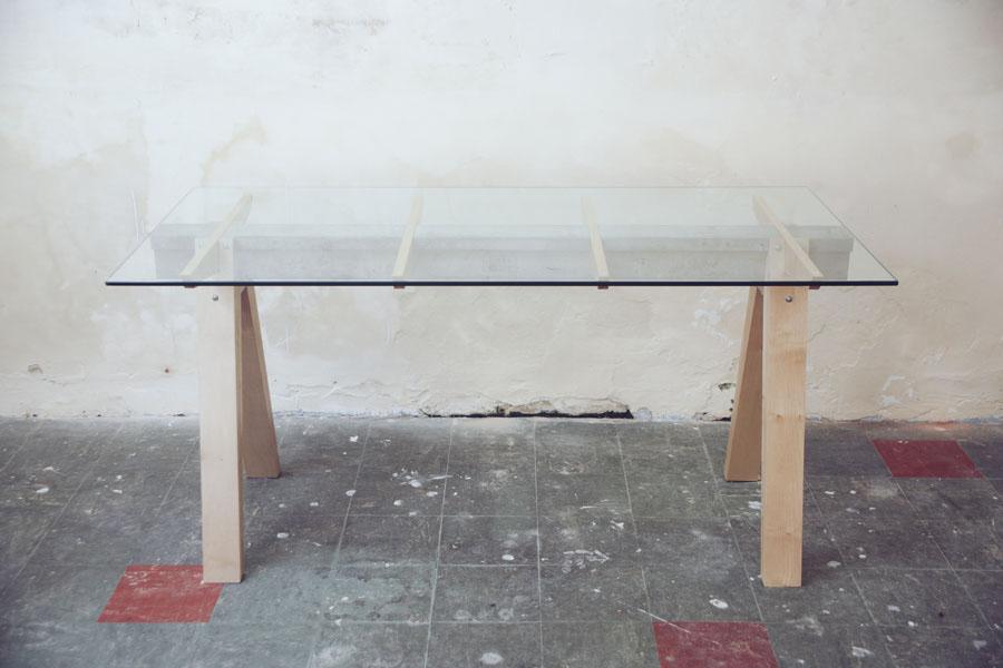 Beam Desk 2.0 / George Winks (11)