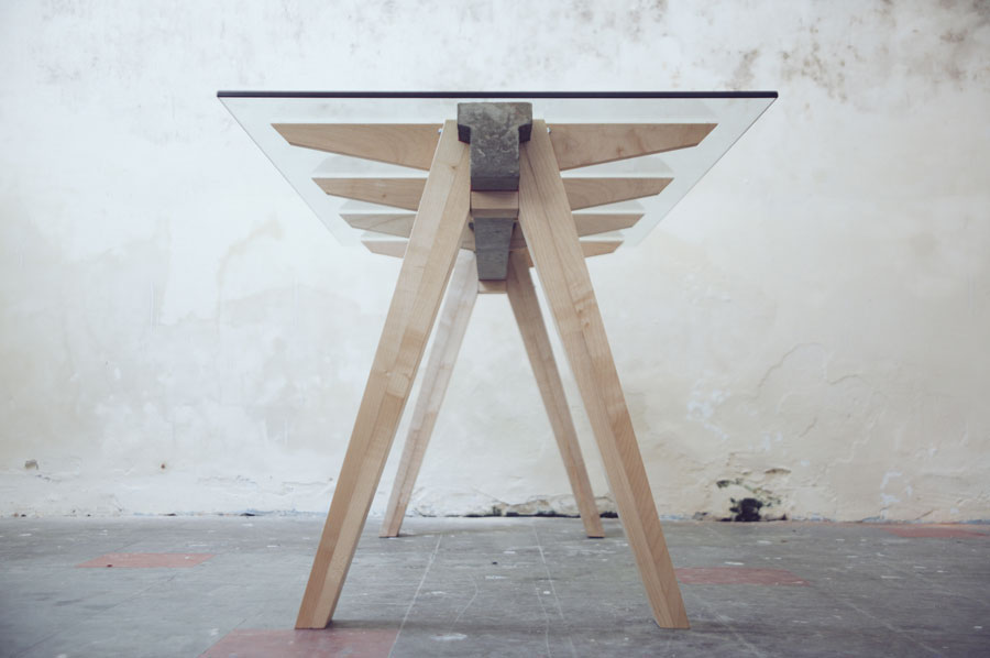 Beam Desk 2.0 / George Winks (9)