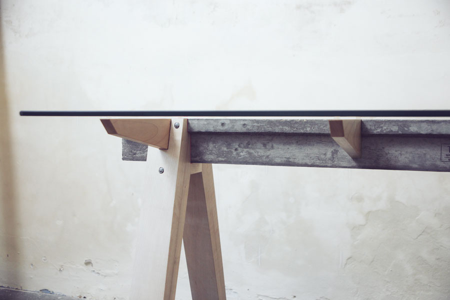 Beam Desk 2.0 / George Winks (8)
