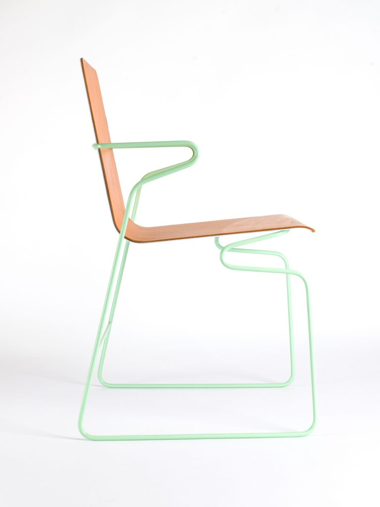 Bender Chair / Frederik Kurzweg Design Studio