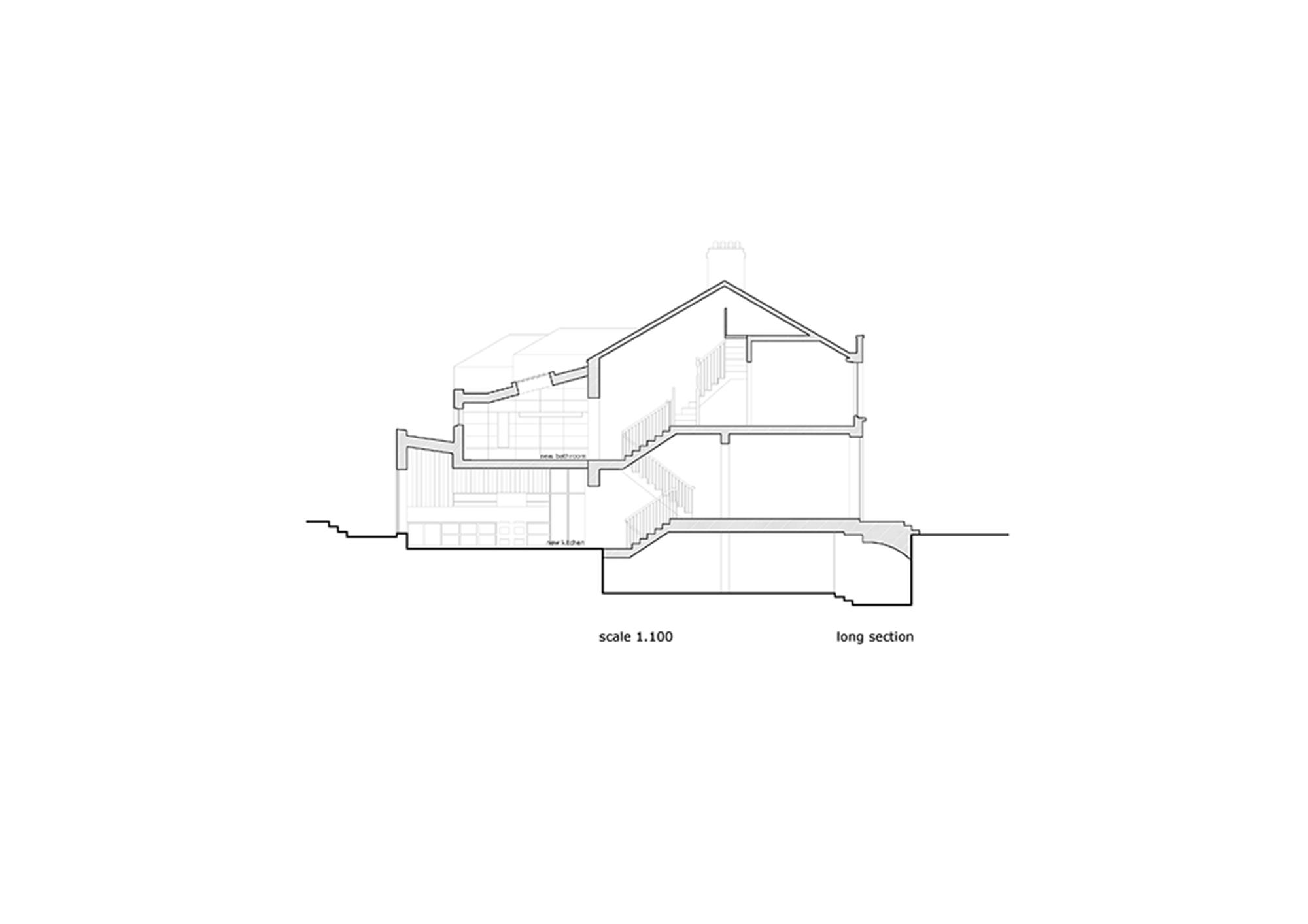 Brick Addition / NOJI Architects (1)