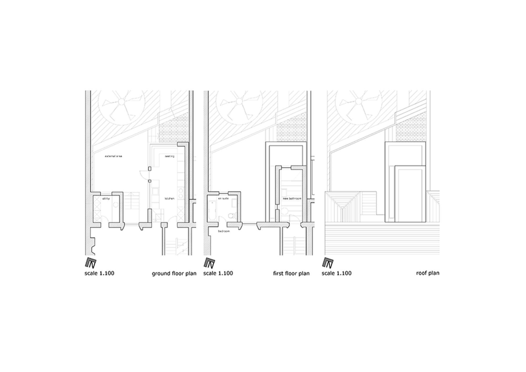 Brick Addition / NOJI Architects (3)